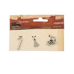 7 Gypsies - Santa's Journey Collection - Christmas - Charms