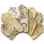 7 Gypsies - Global Collection - Tags Assortment