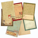 7 Gypsies - Vintage Varsity Collection - Journal Pages