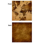 7 Gypsies - Gypsy Travels Collection - 12 x 12 Double Sided Paper - Continental