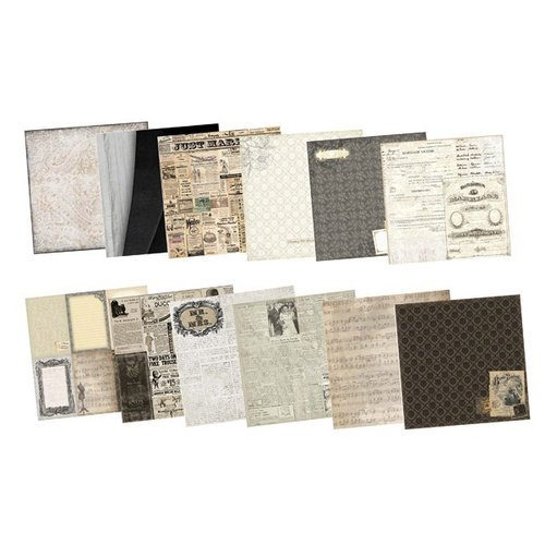 7 Gypsies - Harmony Collection - 8 x 8 Paper Pack