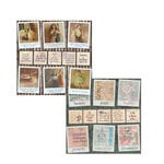 7 Gypsies - Gypsy Moments Collection - 12 x 12 Double Sided Paper - Poses and Reflections