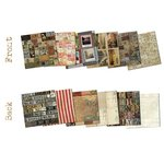 7 Gypsies - American Vintage Collection - 8 x 8 Paper Pad