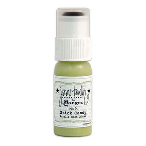 Ranger Ink - Jenni Bowlin - Acrylic Paint Dabber - Stick Candy
