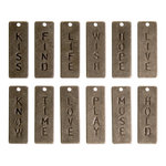 Tim Holtz - Idea-ology - Word Sticks
