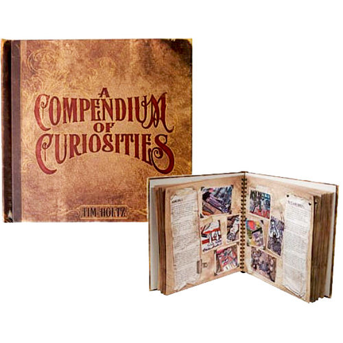 Advantus - Tim Holtz - Idea-ology - A Compendium of Curiosities Idea Book