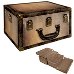 Tim Holtz - Idea-ology - Cargo Case Toolbox