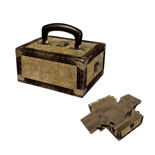 Tim Holtz - Idea-ology - Trinket Storage Case