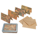 Tim Holtz - District Market Collection - Idea-ology - Notecard Set - Tidings