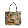 Tim Holtz - District Market Collection - Idea-ology - Tote - Destinations