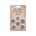 Advantus - Tim Holtz - Idea-ology Collection - Christmas - Tidings Tokens