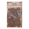 Advantus - Tim Holtz - Idea-ology Collection - Ephemera Pack - Vellum - Expedition
