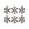 Advantus - Tim Holtz - Idea-ology Collection - Christmas - Snowflake Adornments