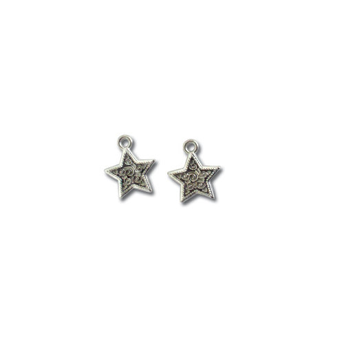 Bottle Cap Inc - Vintage Edition Collection - Jewelry - Charms - Star