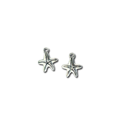 Bottle Cap Inc - Vintage Edition Collection - Jewelry - Charms - Starfish