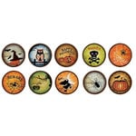 Bottle Cap  Inc - Vintage Edition Collection - Bottle Cap Images - Halloween Craze - 1 Inch