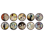 Bottle Cap  Inc - Vintage Edition Collection - Bottle Cap Images - Nostalgic 1 - 1 Inch