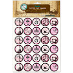 Bottle Cap Inc - Vintage Edition Collection - Bottle Cap Images - Vintage Boutique - 1 Inch