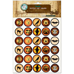 Bottle Cap Inc - Vintage Edition Collection - Bottle Cap Images - Vintage Halloween 2 - 1 Inch