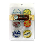 Bottle Cap Inc - Vintage Edition Collection - Vintage Bottle Caps - Set 2