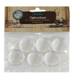 Bottle Cap  Inc - Vintage Edition Collection - Jewelry Findings - Acrylic Cabochons - 1 Inch