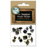Bottle Cap Inc - Home Decor Essentials - Designer Push Tacks