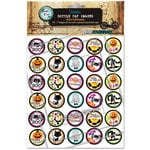Bottle Cap Inc - Bottle Cap Images - Kids Halloween - 1 Inch
