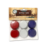 Bottle Cap Inc - Vintage Edition Collection - Bottle Caps - Distressed - Americana