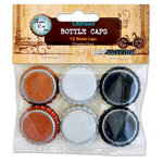 Bottle Cap Inc - Vintage Edition Collection - Bottle Caps - Distressed - Halloween