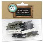 Bottle Cap Inc - Home Decor Essentials - Clothes Pins - 3.5mm