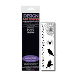 Clearsnap - Design Adhesives - Double Sided Patterned Adhesive - Fright Night