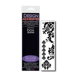 Clearsnap - Design Adhesives - Double Sided Patterned Adhesive - Brocade