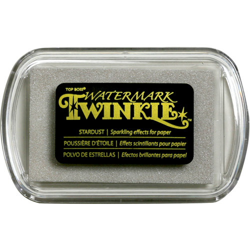 Clearsnap - Twinkle Collection - Watermark Stamp Pad - Stardust