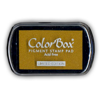 ColorBox - Limited Edition - Pigment Inkpad - Curry