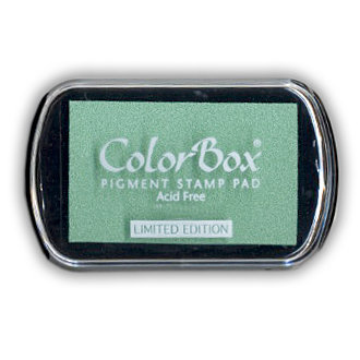 ColorBox - Limited Edition - Pigment Inkpad - Zen Garden