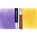 Smooch - Spritz - Pearlized Accent Ink - 2 Pack - Frosted Grape and Gingersnap
