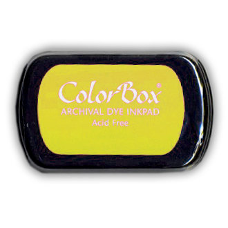 ColorBox - Archival Dye Inkpad - Lemon Drop