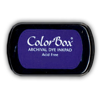 ColorBox - Archival Dye Inkpad - Atlantic Blue