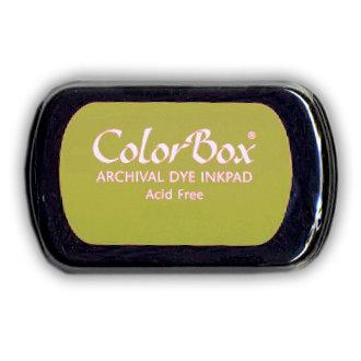 ColorBox - Archival Dye Inkpad - Keylime Pie