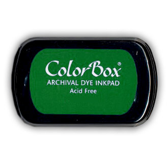ColorBox - Archival Dye Inkpad - Golf Course