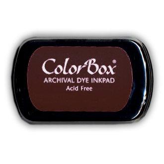 ColorBox - Archival Dye Inkpad - Mudslide