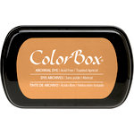 ColorBox - Archival Dye Inkpad - Toasted Apricot