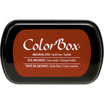 ColorBox - Archival Dye Inkpad - Saddle