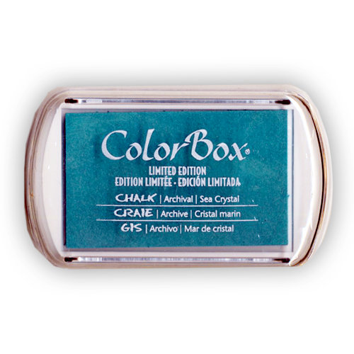 ColorBox - Limited Edition - Chalk - Sea Crystal