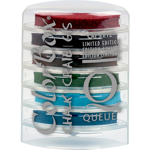 ColorBox - Archival Dye Queue Inkpads - 6 Pack - Twist