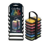 ColorBox - Pigment Inkpad Color Carrier - Black