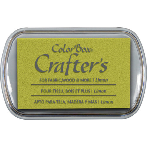 ColorBox - Crafter's Ink - Limon