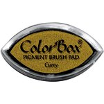 ColorBox - Cat's Eye - Archival Dye Ink Pad - Curry