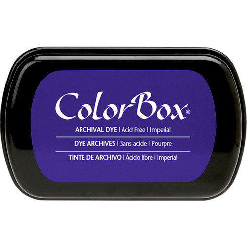 ColorBox - Archival Dye Inkpad - Imperial