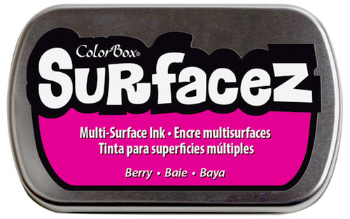 ColorBox - Surfacez - Multi-Surface Inkpads - Berry